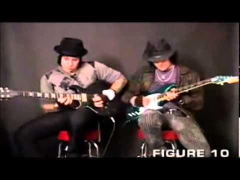 Avenged Sevenfold - Synyster Gates and Zacky V(Bat Country Guitar Lessons)