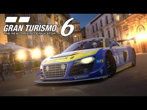 Gran Turismo 6 'E3 2013 Trailer' [1080p] TRUE-HD QUALITY E3M13
