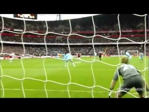 Arsenal Top 10 Goals 2011/2012 (HD) -QTbjXLuXxYE