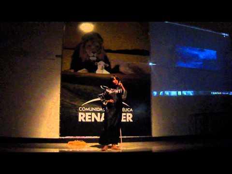 Teatro Páscoa Comunidade Evangelica Renascer