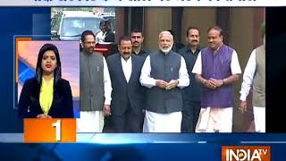 Modi Govt's big 4 year anniversary plans - INDIATV