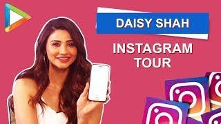 Daisy Shah : Instagram Tour | S01E11 | Bollywood Hungama - HUNGAMA
