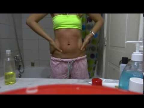 masaje de tonificasion para el abdomen