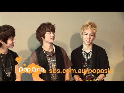 SHINee exclusive interview with SBS PopAsia