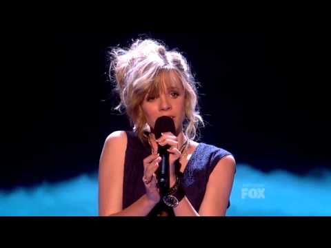 X Factor USA - Drew Ryniewicz - What A Feeling - Live Show 1 .mp4