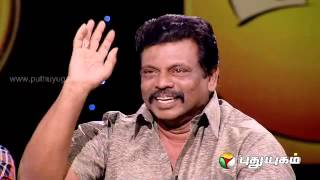 Manam Thirumbuthe with Vincent Roy – Puthuyugam TV Show