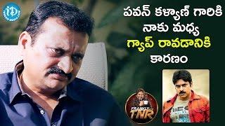 Reason For Pawan Kalyan And Bandla Ganesh Break Up || Frankly With TNR || Talking Movies With iDream - IDREAMMOVIES
