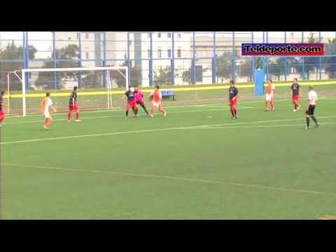 Vdeo Resumen Acodetti C.F. 2 - U.D. Telde 0. Divisin de Honor Juvenil Grupo 6 Jor 15