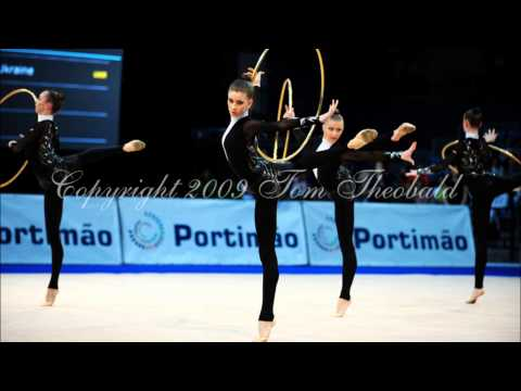 Rhythmic Gymnastics Music - Trial Of The Archangel , Prometheus Rising & Empyrean Mercenaries