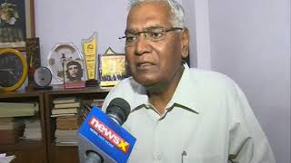 D Raja speaks to NewsX on one nation one election - NEWSXLIVE