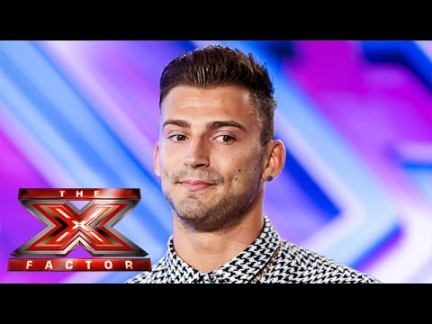 Jake Quickenden sings John Legend's All Of Me | Room Auditions Week 2 | The X Factor UK 2014