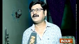 Banana leaves wrapped Tiwariji is in jail - INDIATV