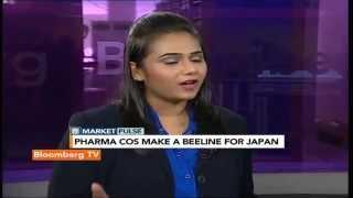 Market Pulse: Pharmacy Cos Make A Beeline For Japan - BLOOMBERGUTV