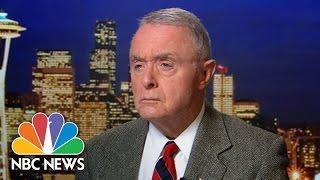 Gen. Barry McCaffrey: Michael Flynn's Tweets 'Border On Demented' | NBC News - NBCNEWS