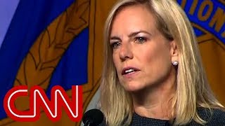 DHS on separating families: We will not apologize - CNN