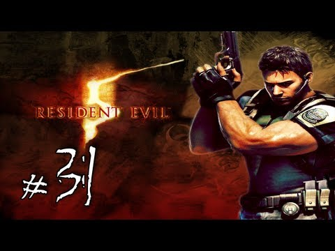 Resident Evil 5 Walkthrough / Gameplay with LazyCanuckk Part 31 - Licker Madness