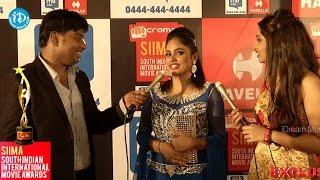 Nandita Tamil Actress@SIIMA 2014, Malaysia - Red Carpet - IDREAMMOVIES