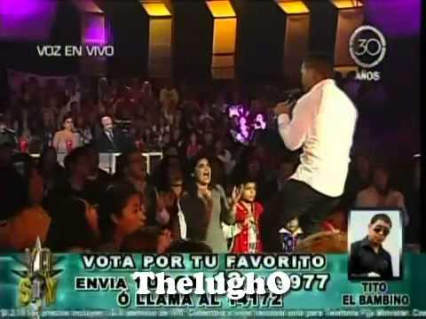 Yo Soy 20-06-13 TITO EL BAMBINO [Yhair Paredes]