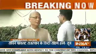 Ashok Gehlot to be Rajasthan CM, Sachin Pilot Dy CM: Congress - INDIATV