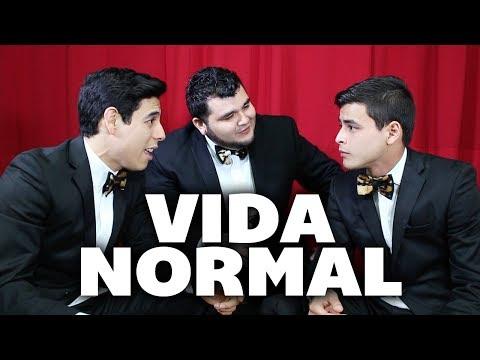 Vida normal (Parodia de Un Hombre Normal) - Los Tres Tristes Tigres