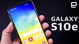 Samsung Galaxy S10e Hands-On: Small, cute, and crazy-powerful - ENGADGET