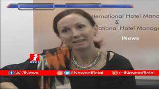 SHG Lyon Hospital Management School Launch In Hyderabad | iNews - INEWS