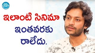 Hero Rajath Exclusive Interview - Part #1 || Talking Movies With iDream - IDREAMMOVIES