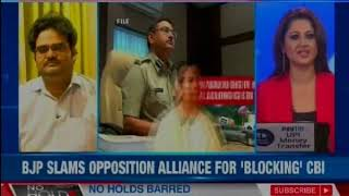 CBI wars spill to states: 2019 Anti-Narendra Modi bloc via CBI? | Nation at 9 - NEWSXLIVE