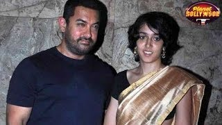 Aamir's Daughter Ira Annoyed With His SMOKING Habits | Bollywood News - ZOOMDEKHO