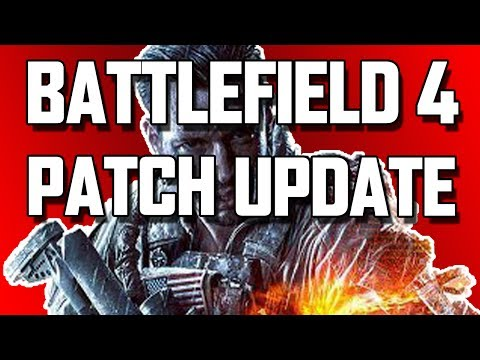 DICE Halting All Projects to Work on Battlefield 4 Patch
