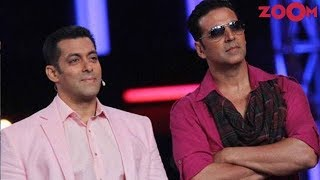 Akshay Kumar And Salman Khan In Top 100 Highest-Earning Celebs List - ZOOMDEKHO