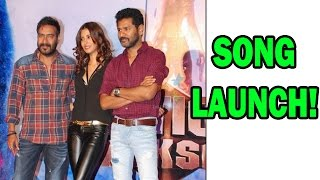 Action Jackson team at the Song launch - Bollywood News