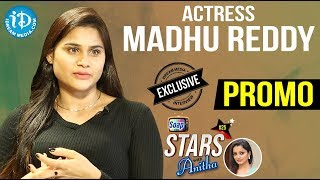 Actress Madhu Reddy Exclsuive Interview - Promo || Soap Stars With Anitha #25 - IDREAMMOVIES