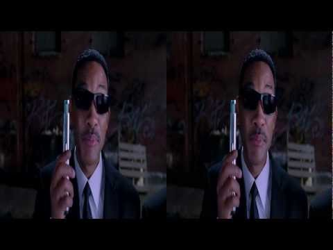 Men In Black 3 3D Video - Official 3D Trailer Debuts on 3net - DIRECTV Channel 107