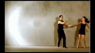 Аргентинское бальное Танго - Шоу-Дуэт JEEP-SI