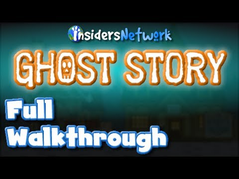  Poptropica Ghost Story Island FULL Walkthrough 