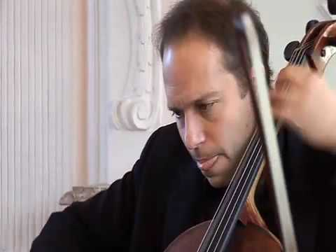 The St. Lawrence String Quartet Dvorak Op 106 (excerpts)