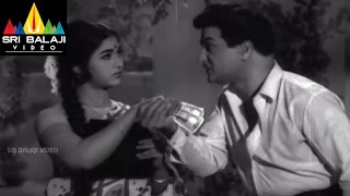 Jeevitha Chakram Movie NTR and Vanisri Comedy Scene || NTR, Vanisri, Sharada - SRIBALAJIMOVIES