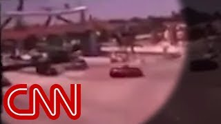 See moment Florida International University bridge collapsed - CNN