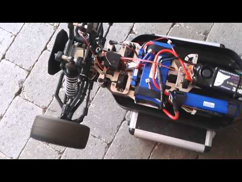 MCD RRV4 Brushless
