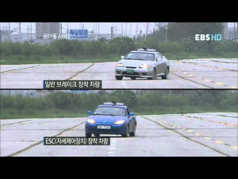 HYUNDAI Tuscani ABS, VDC TEST