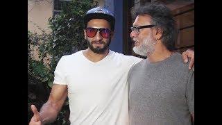 Are Ranveer Singh & Rakeysh Omprakash Mehra Doing A Film Together? - NDTV