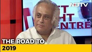 Jairam Ramesh On His Take On The 2019 Polls - NDTV