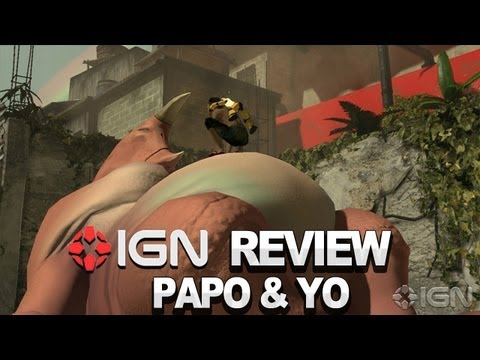 Papo & Yo Video Review - IGN Review