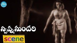 Swapna Sundari Movie Scenes - ANR Goes To Forest In Search Of Anjali Devi || Varalakshmi - IDREAMMOVIES