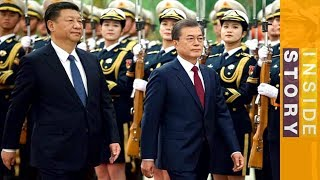 Seoul and Beijing: Mending relations or widening gulf? - ALJAZEERAENGLISH