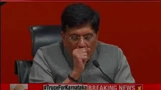 Suresh Prabhu: Mamata Banerjee afraid of BJP's popularity - NEWSXLIVE