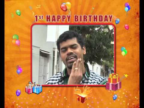 9X Jhakaas Birthday Wish - Siddharth Jadhav