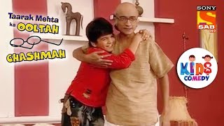Tapu Enjoys Rock Music With Champaklal | Tapu Sena Special | Taarak Mehta Ka Ooltah Chashmah - SABTV