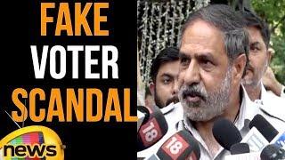 Anand Sharma Addresses Media After Meeting With EC | Fake Voter Scandal | Mango News - MANGONEWS